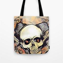 Love & death 2 Tote Bag