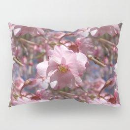 Perfect - Pink Cherry Blossom Pillow Sham