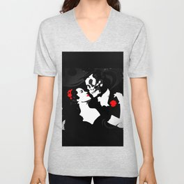 Terrible Love Unisex V-Neck