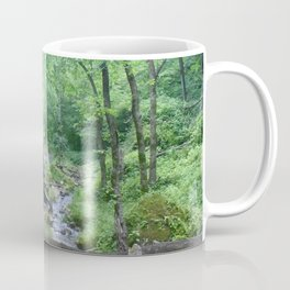 Into Mossy Glenn 12 Coffee Mug