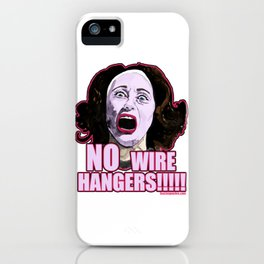 Mommie Dearest iPhone Case