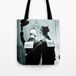 Legalize x Just Married! Tote Bag