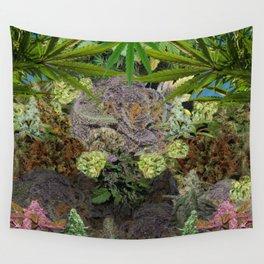 Marihuanaaas Wall Tapestry