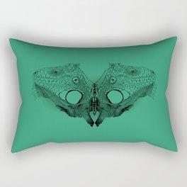 Winged Beauty Rectangular Pillow
