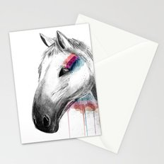 Rainbow Horse Stationery Cards