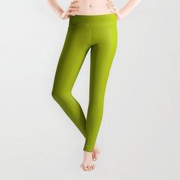 Acid Green Leggings