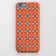 Moroccan Motet Pattern iPhone 6s Slim Case