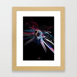 THE DANCER 1 Framed Art Print