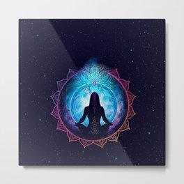 Divine Feminine Metal Print