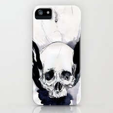 DEATH COOCH iPhone (5, 5s) Slim Case
