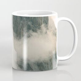 Yosemite fog Coffee Mug