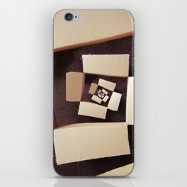 Boxxx iPhone Skin