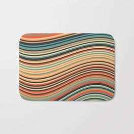 Calm Summer Sea Bath Mat