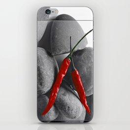 Hot Chilis Stones iPhone Skin