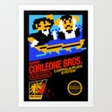 Super Corleone Bros by synaptyx