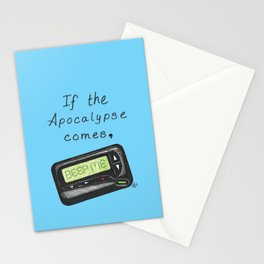 Date First, Fight Later Stationery Cards