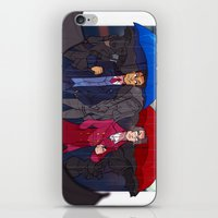 ace attorney iPhone & iPod Skins featuring ace attorney by cclaire