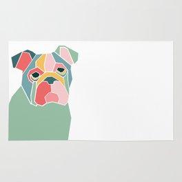 Graphic Dog Rug