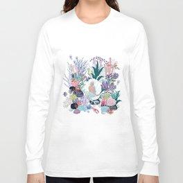 mermaids Kingdom Long Sleeve T-shirt