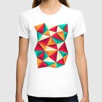 diamond T-shirts featuring Diamond by Azarias