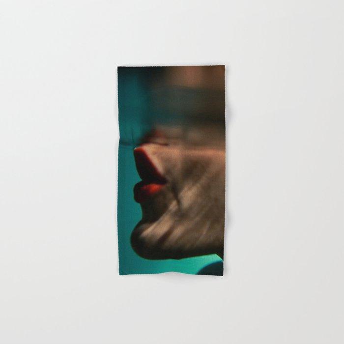 Somn Kiss Hand & Bath Towel