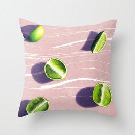 fruit 10 Throw Pillow