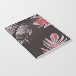 tropical pink nature Notebook