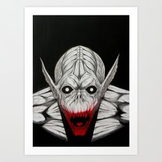 Night Terror Art Print