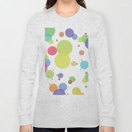 dots and circles Long Sleeve T-shirt