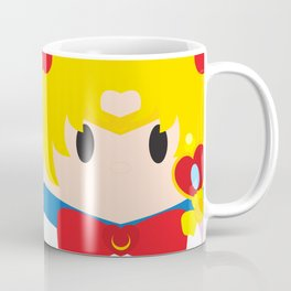 Sailor Moon Block Coffee Mug
