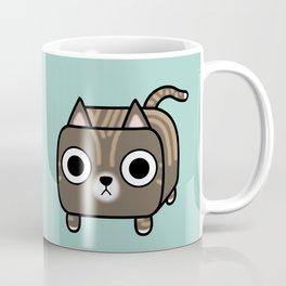 Cat Loaf - Brown Tabby Kitty Coffee Mug
