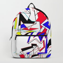 Lines of Mind Backpack