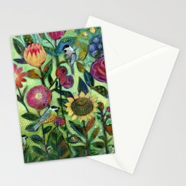 Garden Santuary Stationery Cards