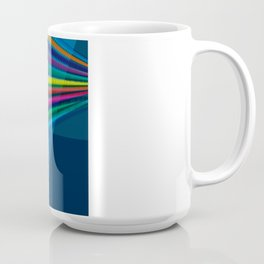 Dotted Railway Coffee Mug