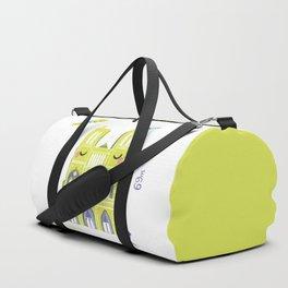 Notre Dame de Paris Duffle Bag