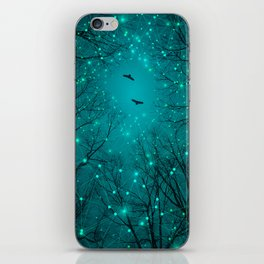One by One, the Infinite Stars Blossomed iPhone Skin