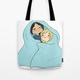 yumikuri | cuddles Tote Bag
