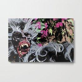 Street Performance 1 Metal Print