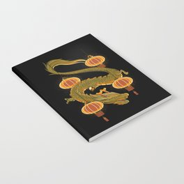 Dragon Fly Notebook