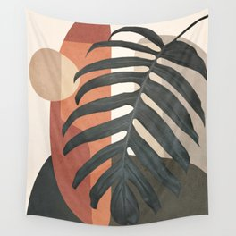 Soft Shapes VI Wall Tapestry