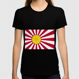 Japanese Flag And Inperial Seal T-shirt