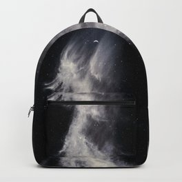Moon and Clouds Backpack
