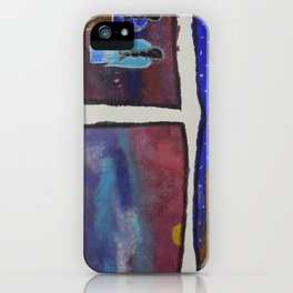 kisik 4 iPhone Case