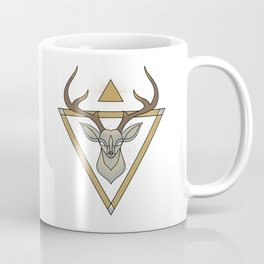 Mystic Deer Coffee Mug
