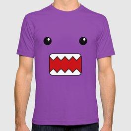 Domo Kun - Brown Japanese Monster T-shirt