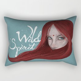 Wild Spirit Rectangular Pillow