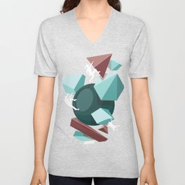 fun team Unisex V-Neck