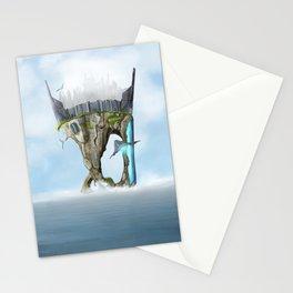 Last Island Stationery Cards