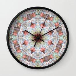 Space Mandala no5 Wall Clock