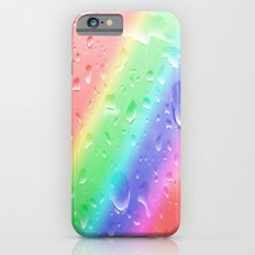 Rain on the rainbow Slim Case iPhone 6s